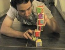 Danny Cole Magic ABC Blocks