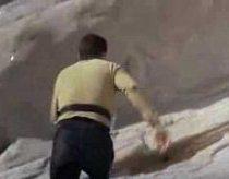 Blogiausia Kovos Scena kuri buvo filme Star Trek