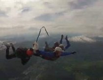 Skydiving Fail Compilation