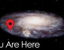 Kokie maži vis delto esame visatoje