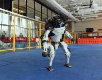 Boston Dynamics robot dance: Do You Love Me?