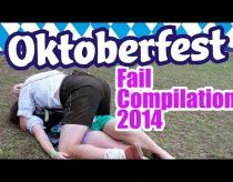 Oktoberfest 2014 Fail Compilation