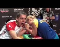 Call the Exorcist ! European Championship 2013 in arm wrestling in Druskininkai (Lithuania)