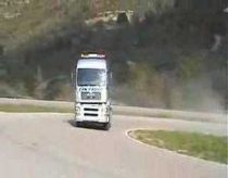 Sunkvežimio driftas