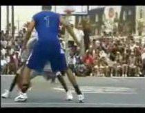 streetball vs streetsoccer
