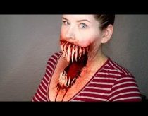 Monster Mouth Makeup Tutorial