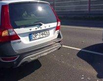 Avarija Volvo su Fiat. Kas laimėjo?