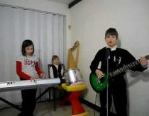 Rammstein Sonne Daina - Atlieka Vaikų Grupė
