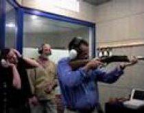Galingas šautuvas nukauna šaulius
