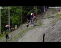 Nusileidimo nuo kalno, dviračiu, pasaulio čempionas - Danny Hart 2011