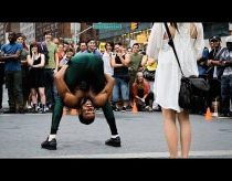 Street Acrobats - Union Square, New York City