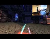 Lightsaber Gameplay DK2 Un-tethered