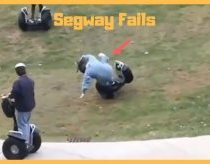 Ultimate Segway Fail Compilation