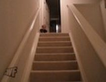 CuteWinFail: Baby on a Mission to downstairs