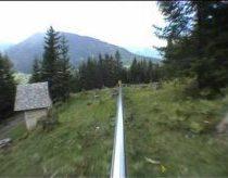 Įspudingo Ilgio Alpių Vasaros Rogučių Trasa (Austrija, Mieders)