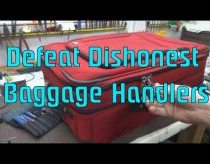 Defeat Dishonest Baggage Handlers