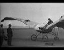 Early Flight (b&w, silent, 16mm) Vintage Films