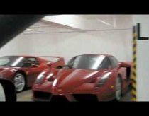 Sham kar-wai's garage, (supercar garage) Hong Kong Garage Aladdin's Cave