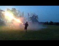 Automatinė Fejerverkų šaudyklė