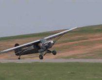 Girtuoklis pavogė lėktuvą - Brainson oro šventė