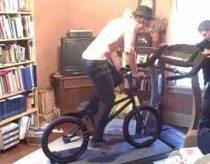 Kaip NEnaudoti bėgimo takelio (ypač su dviračiu)
