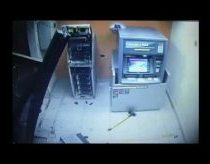 Steal ATM safe in 60 seconds