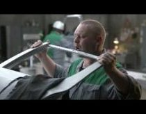 "Skoda Fabia vRS ""Mean Green"" TV commercial"