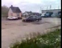 Ispudingas pasivazinejimas su Ford Scorpio (Parvaziavom namo vadinas)