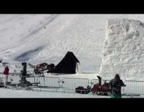 Car Backflip in Tignes - Guerlain Chicherit
