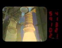 Saturn V Paleidimo Vaizdas - Greito Filmavimo Kameros