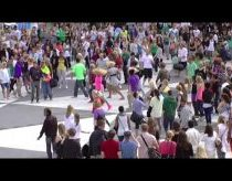 [OFFICIAL] Massive Michael Jackson Dance Tribute - STOCKHOLM Sweden flash mob