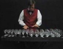 Glass music-Dance of the sugar plum fairy-Tchaikovsky