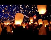 Lenkijos: Dangaus žibintų šventė