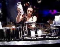 Tobula barmenė Las Vegas Klube