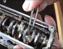 Mažiausias pasaulyje V12 variklis ir jo gamyba