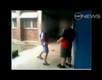 Patyčias kentęs mokinys stojo prieš skriaudiką