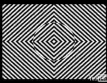 Labai stipri LSD iliuzija