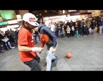 The best street soccer player hands down - Panna London Pt2 Séan Garnier