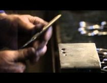 THE PUTTER - how old style scissors are made