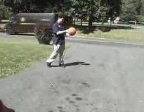 Exploding Basket ball