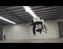 Vieno žmogaus skraidyklė