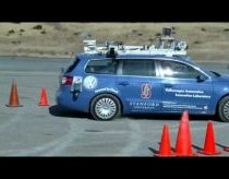 Autonomous Sliding Parking (video only)