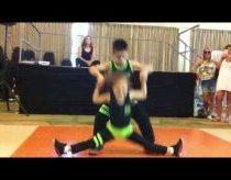 Jaunieji salsa šokėjai (Kevin & Beberly Eilat) - Salsa Congress 2014