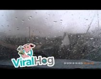 Russian Tornado Dashcam - Nice Day for a Ride!
