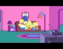 Pikseliuoti Simpsonai