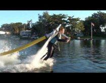 Reaktyvinė vandens skraidyklė