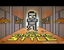 Tik 8 bitų Gangnam Style versija