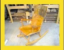 The Rocking Chair - without using power tools