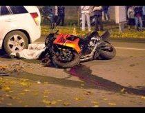 Motociklų avarijos