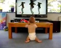 Baby Dancing To Beyonce Single Ladies